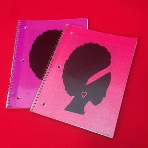 Other - Heart Earring Notebook